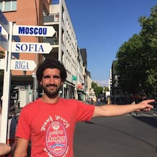 Användarprofil för François