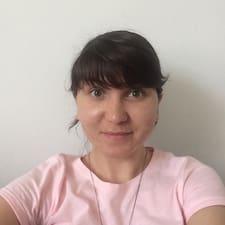 Profil Pengguna Mariya