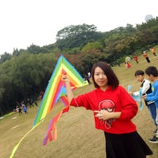 佳琦 User Profile