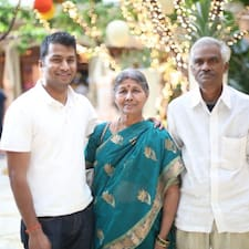 Profil Pengguna Bharath