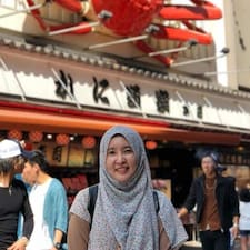 Nurul Aainaa User Profile