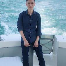 Profil utilisateur de Yin