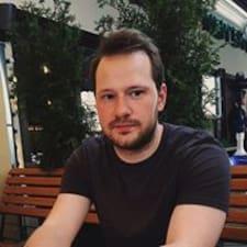 Yuriy felhasználói profilja