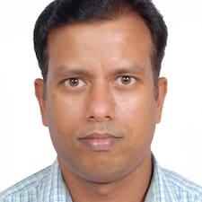 โพรไฟล์ผู้ใช้ Deepak