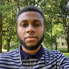 Oluwatosin User Profile