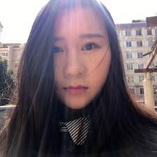 Perfil de usuario de Yixuan