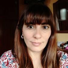 Användarprofil för Ana Laura