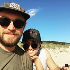 Paul & Leesha User Profile