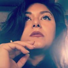 Giuliana felhasználói profilja