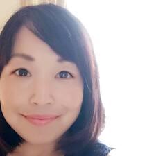 Profil utilisateur de 綾