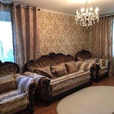 Жамелт Brukerprofil
