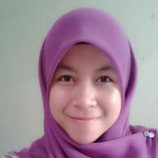 Syafirah User Profile