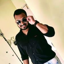 Användarprofil för Deepak