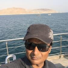 Aamir felhasználói profilja
