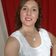 Nadia - Uživatelský profil