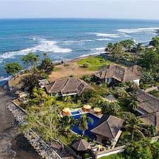 Villa L'Orange Bali je superhostitelem.