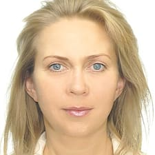 Profil utilisateur de Инесса
