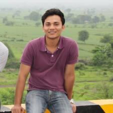 Profil utilisateur de Ritesh