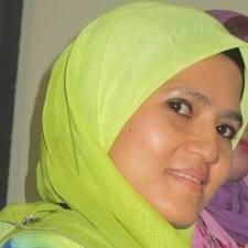 Perfil de usuario de Rafidah