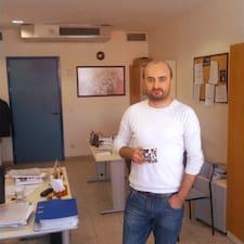 Gebruikersprofiel Mehmet Selçuk