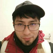 Henkilön José Juan käyttäjäprofiili