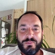 Användarprofil för Fabrice