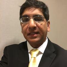 Tahir felhasználói profilja