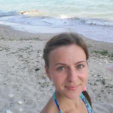 Gebruikersprofiel Оксана