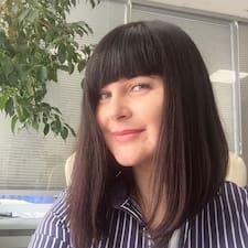 Gebruikersprofiel Юлия