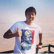 Profilo utente di Kosuke