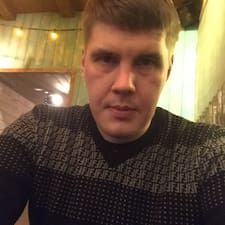 Профиль пользователя Илья