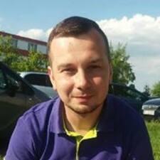 Nutzerprofil von Tomasz