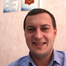 Антон - Uživatelský profil