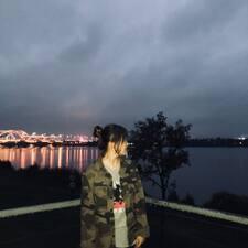 Profil utilisateur de 曼睿
