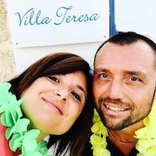 Filippo E Sabrina - Uživatelský profil