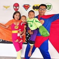 Pui & Apinan je Superhost.