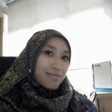 Profil utilisateur de Nurulhuda