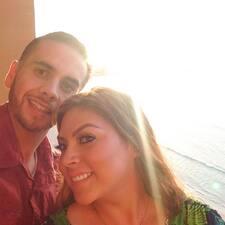 Profil utilisateur de Fernando & Melissa