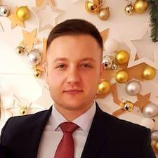 Profil utilisateur de Куминов