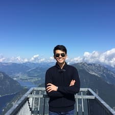 Ting-Hsuan User Profile