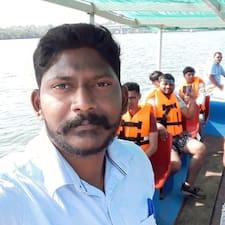 Sharad Krishna Kullanıcı Profili