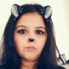 Profil utilisateur de Najat