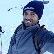 Ángel - Uživatelský profil