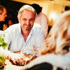 Profilo utente di Jean-Paul