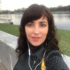 Gebruikersprofiel Анастасия