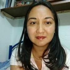 Luisa felhasználói profilja