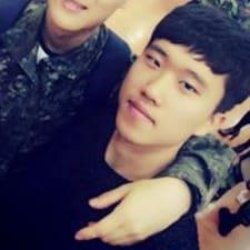 Seongil felhasználói profilja