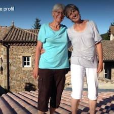 Dominique & Marie felhasználói profilja