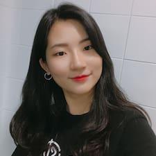Myung Eun felhasználói profilja