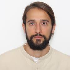 Profil utilisateur de Edoardo Elia